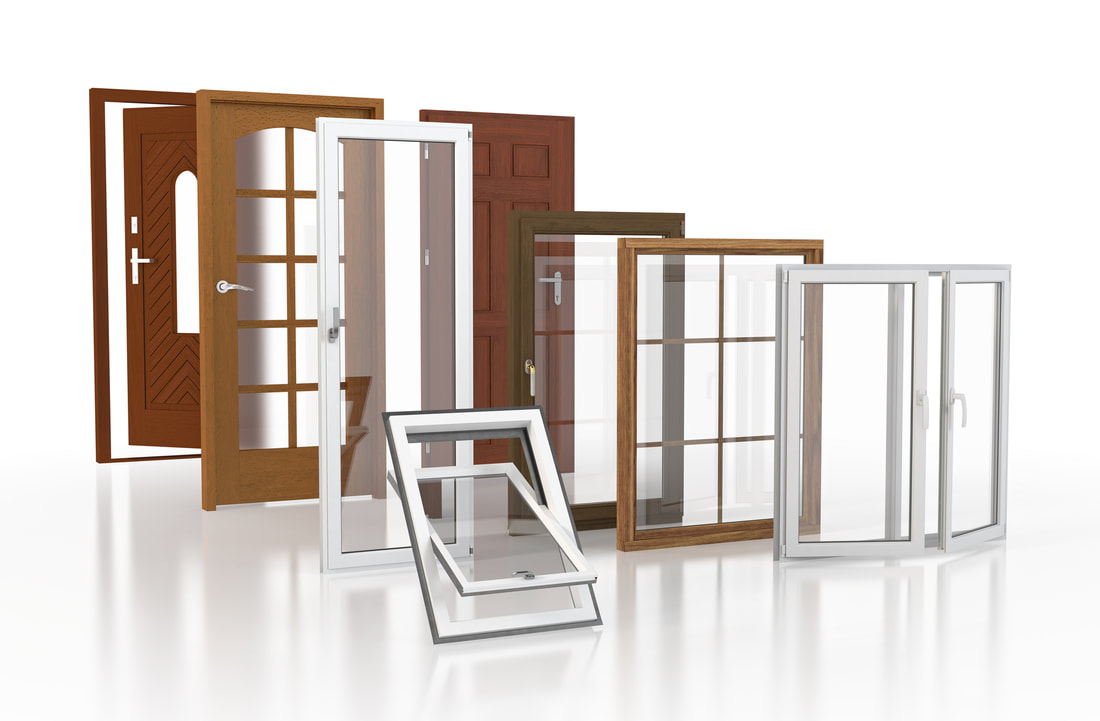 comprehensive doors and windows specialized services